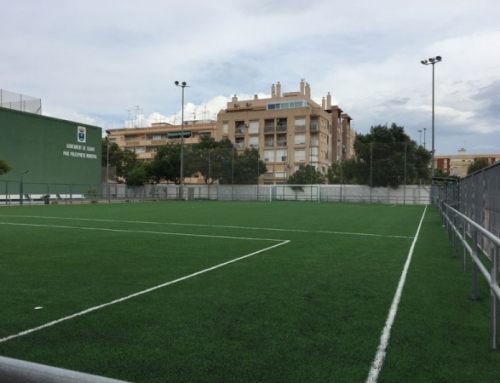 Homologaci n irb en el rugby del rio turia cesped - Cesped artificial en valencia ...