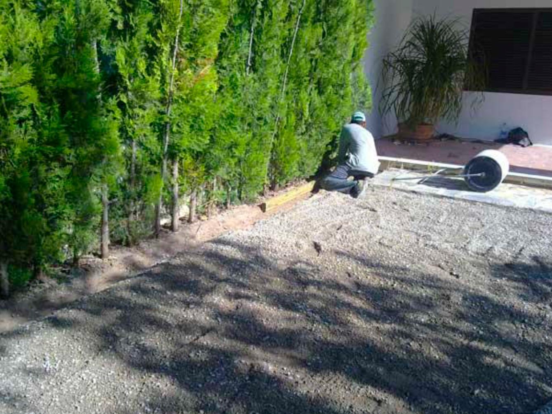 Grava para jardin precio en venta natural de piedra de granito cay grava para decoracin de - Grava para jardin precio ...