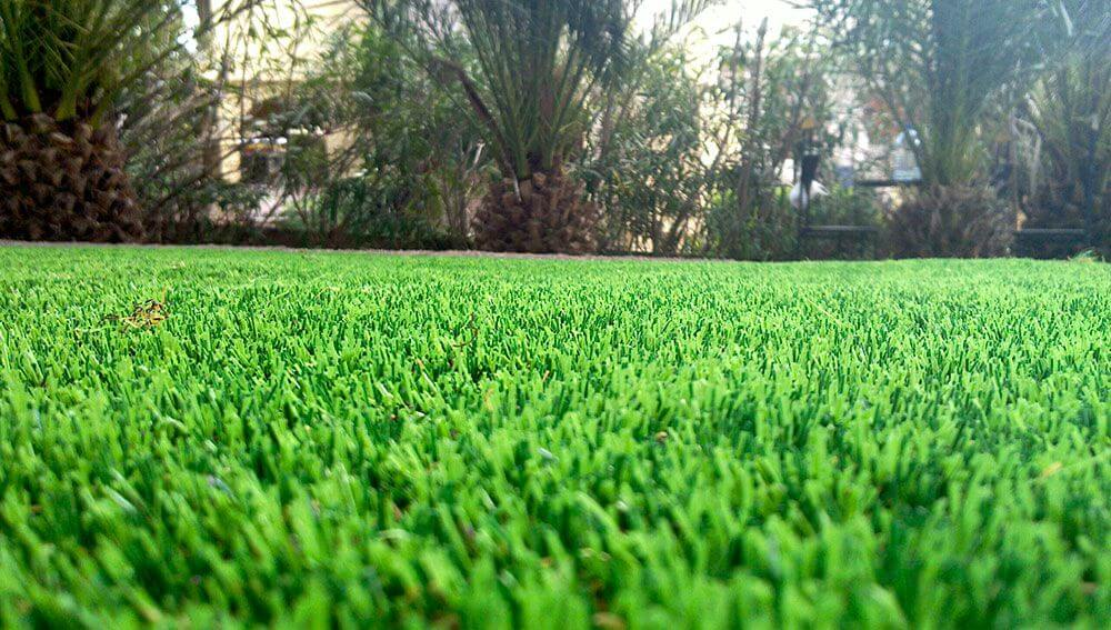 Cesped artificial de jardin arturf for Cesped para jardin